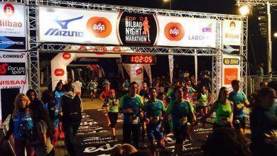Photo of Remata la temporada con una experiencia única ¡sólo quedan 3 días! EDP Bilbao Nigth Marathon