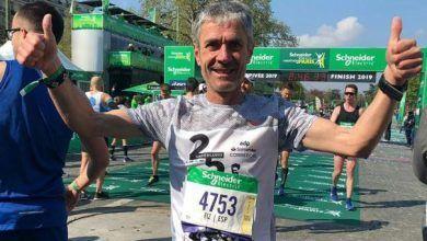 Photo of Martín Fiz pulveriza el récord de España de maratón para mayores de 55 años