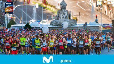 Photo of 20.000 participantes en el Medio Maratón de Madrid