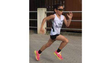 Photo of Sara Meloni de 7 años de edad, consigue el mejor tiempo de Europa en 10 km con 44:44