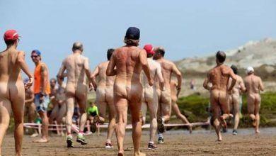 Photo of ¿Quieres hacer algo diferente? La carrera nudista de Solepana