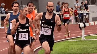 Photo of Martín Fiz, nuevo récord de Europa de 5.000 metros pista para mayores de 55 años